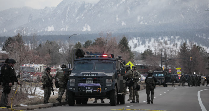 EUA: tiroteio perto de universidade na Geórgia deixa 1 morto e 7 feridos (FOTOS)