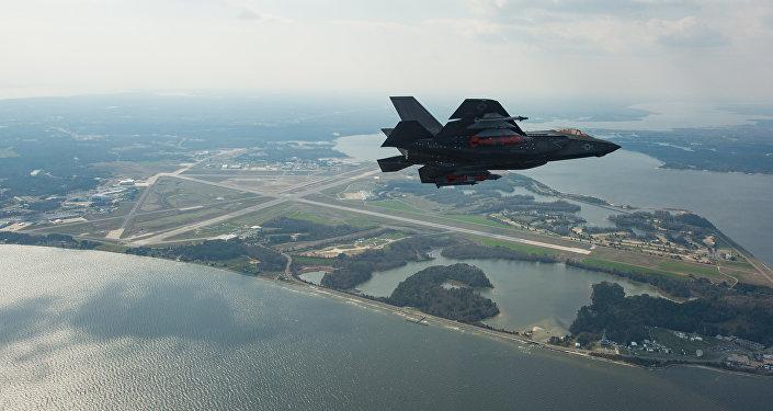 Forças Armadas da Noruega assinam contrato bilionário de mísseis para caças F-35