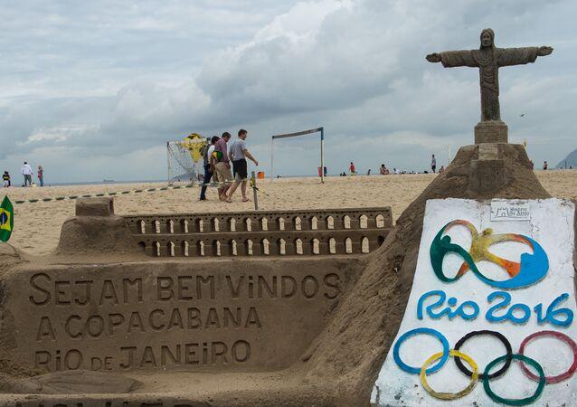 Rio de Janeiro se prepara para os Jogos Olímpicos de 2016