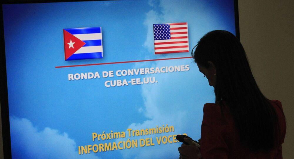 EUA pressionam Cuba para abrir Embaixada na ilha até abril