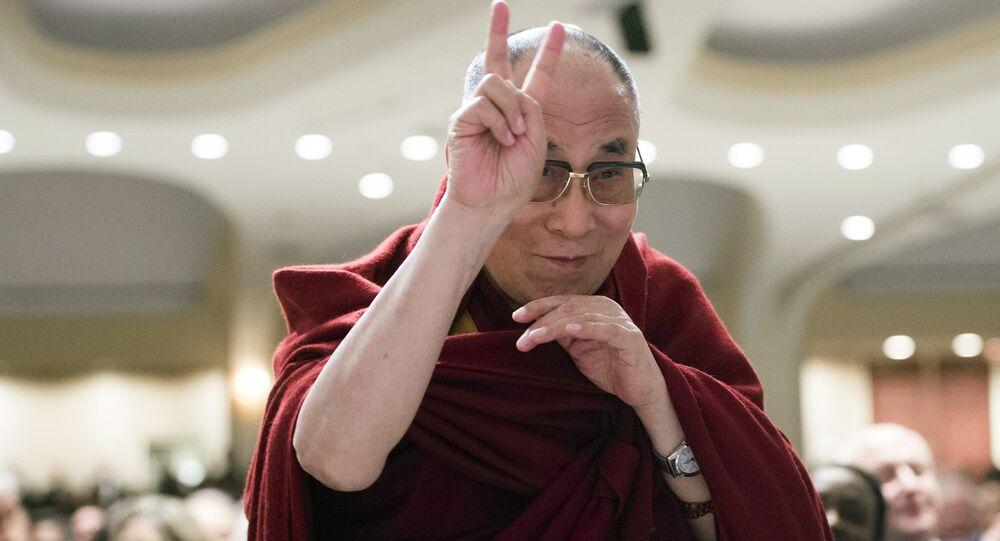 Dalai Lama - Estados Unidos da América