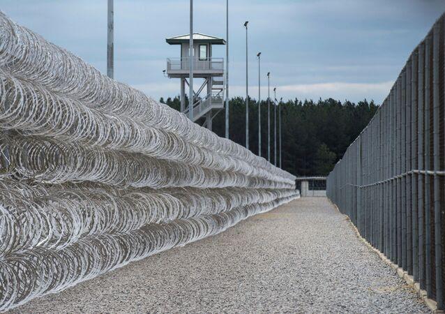 Prisão americana (imagem referencial)