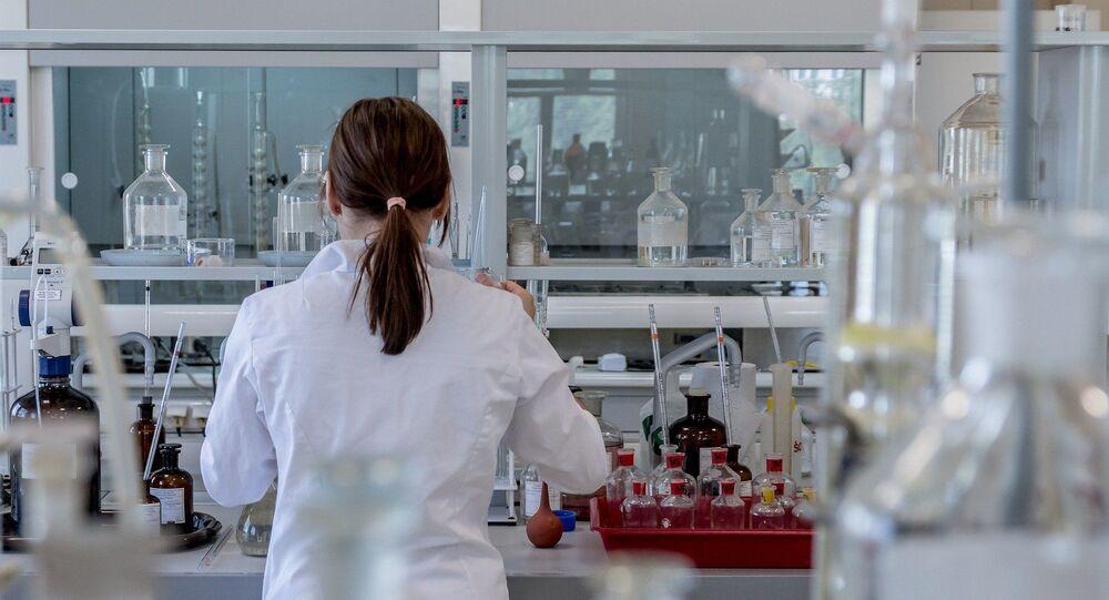Laboratório médico (imagem referencial)