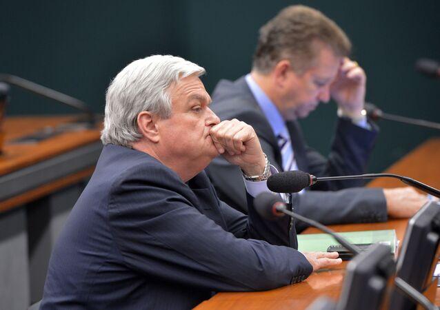 Ex-deputador federal do PT José Mentor