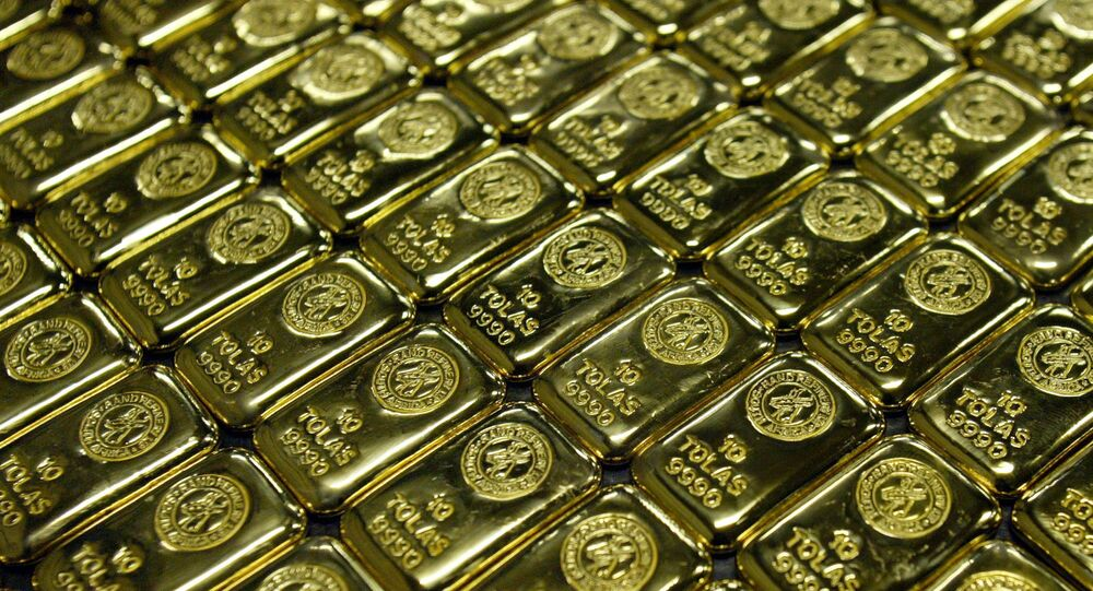 Ouro subiu para o nível mais alto de todos os tempos