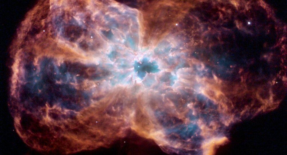 Estrela anã branca (imagem referencial)