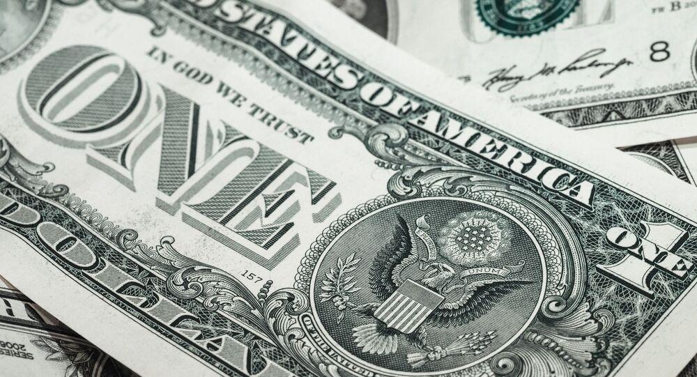 Dólares dos EUA (imagem referencial)