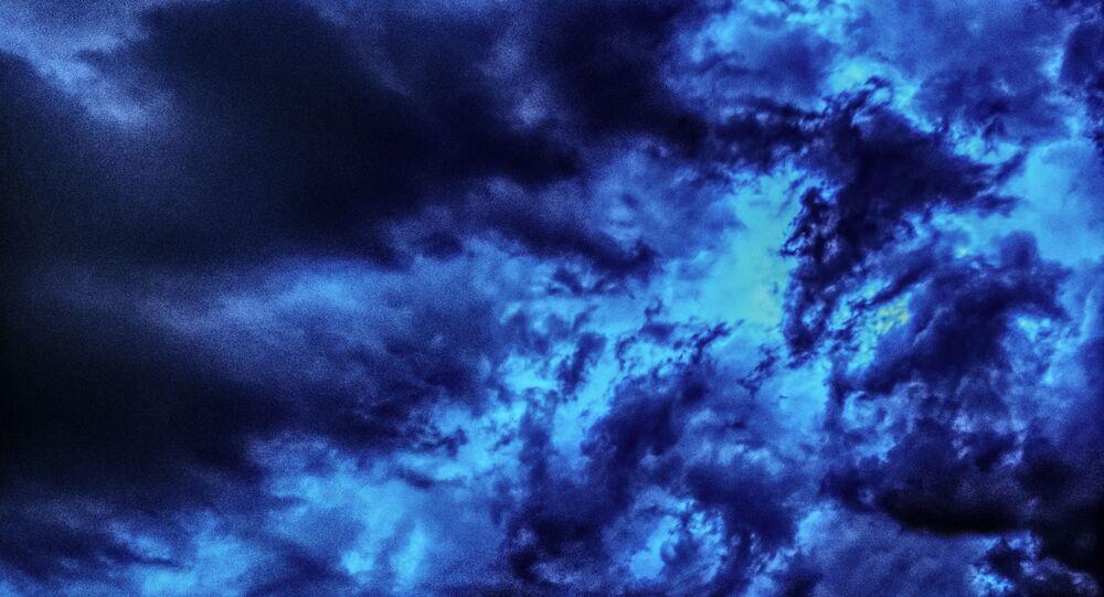 Matéria escura (imagem referencial)