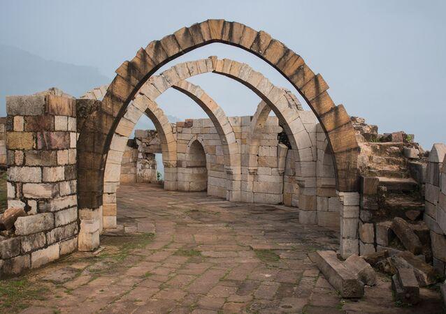 Antiga civilização