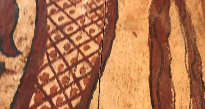 Escavações em Sacará revelam 27 sarcófagos selados e em bem preservados