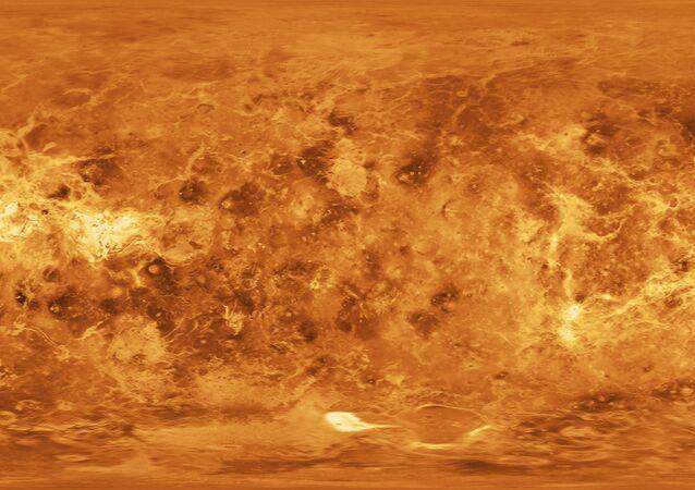 Planeta Vênus (imagem referencial)