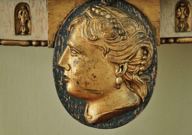 Mulher romana (imagem referencial)