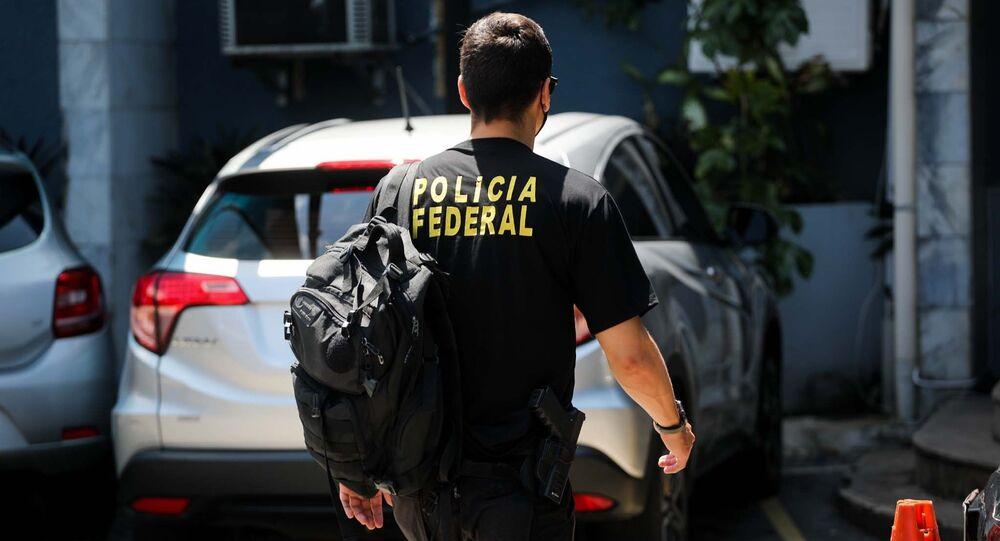 Polícia Federal (imagem referencial)