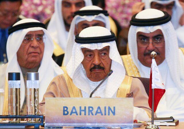 Primeiro-ministro de Bahrein, Khalifa bin Salman Al Khalifa