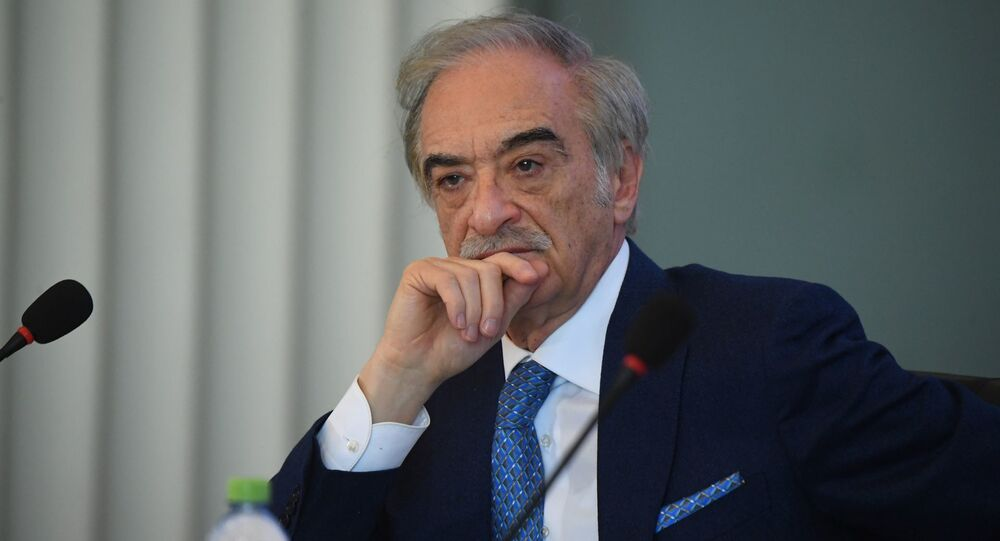 O embaixador azeri na Rússia, Polad Bulbuloglu