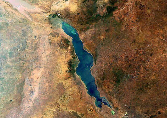 Lago Malawi, Vale do Rift