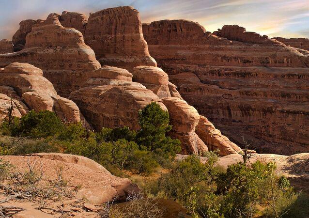 Deserto de Utah, EUA
