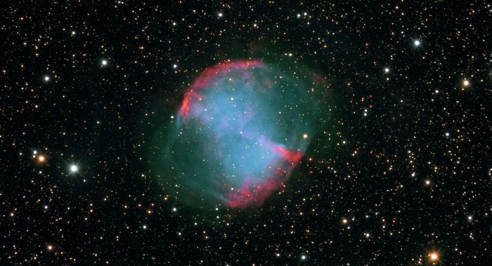Nebulosa (imagem referencial)