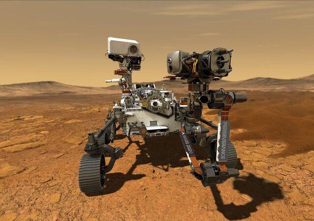 Rover da NASA Perseverance