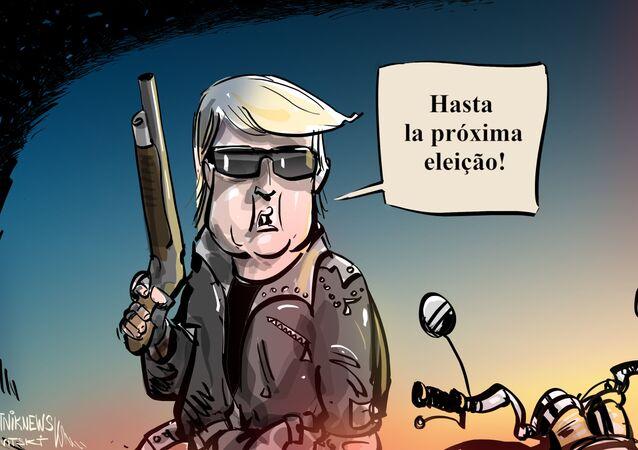 Hasta la próxima eleição!