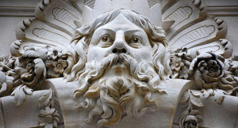 Zeus (imagem referencial)
