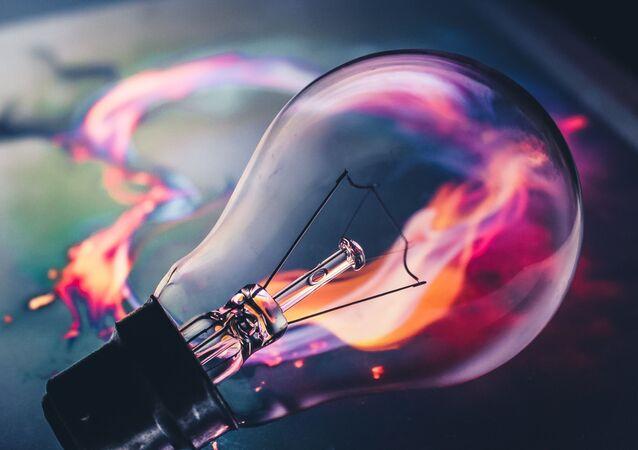 Lâmpada (imagem referencial)