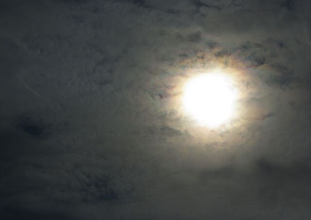 Bola de luz (imagem referencial)