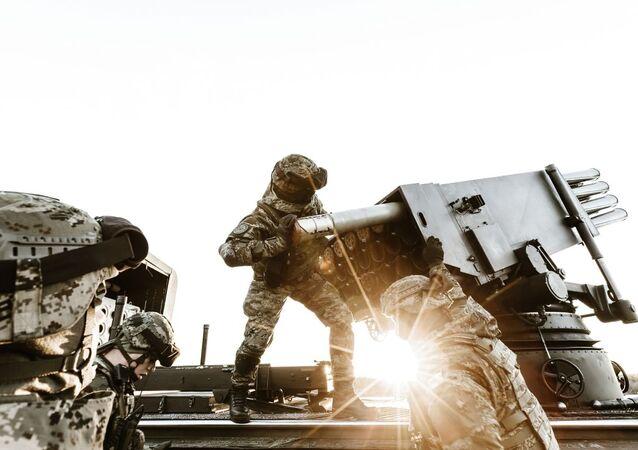 Exercícios militares da OTAN na Polônia