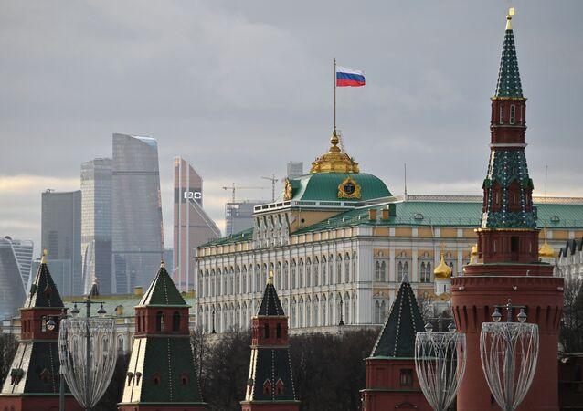 Kremlin, Moscou (foto de arquivo)