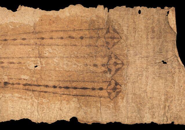 Cinta usada por mulheres durante o trabalho de parto na Idade Média inglesa