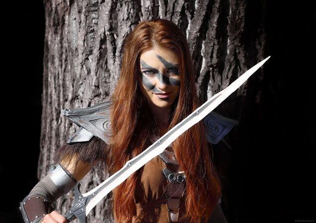 Lendária viking (imagem referencial)