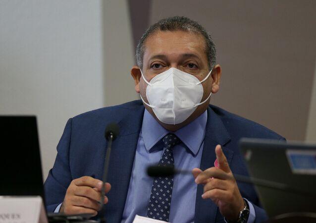 O ministro do STF (Supremo Tribunal Federal), Kassio Nunes Marques.