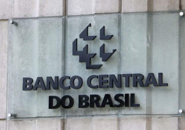 Fachada da sede do Banco Central em São Paulo.