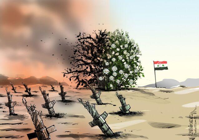 10 anos do conflito na síria