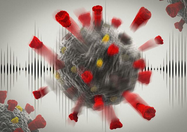 Ultrassom poderia danificar o coronavírus, segundo novo estudo