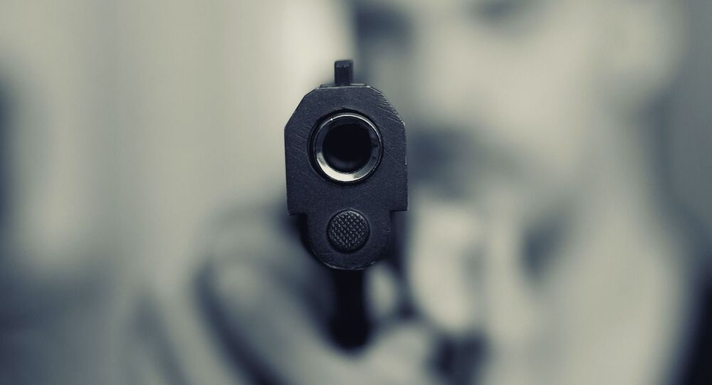Pistola (imagem referencial)