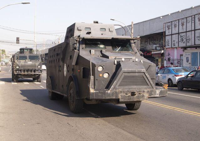 Operação do CORE no início da manhã desta quinta-feira (6), na comunidade do jacarezinho, deixou pelo menos 25 mortos, sendo um policial civil