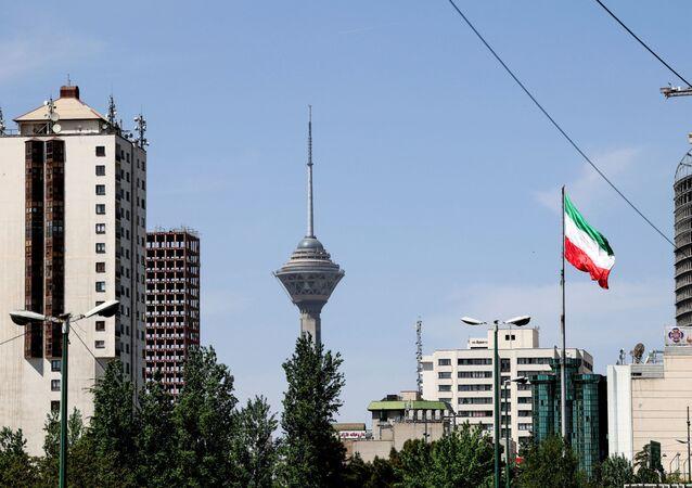 Bandeira do Irã, 12 de abril de 2021