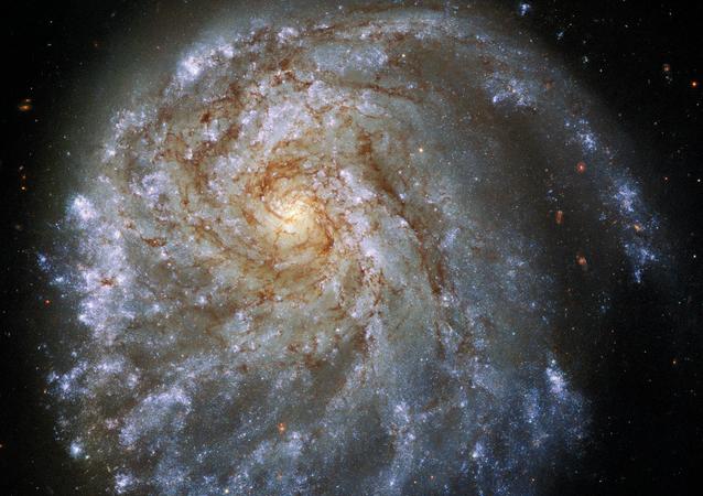 Galáxia espiral NGC 2276
