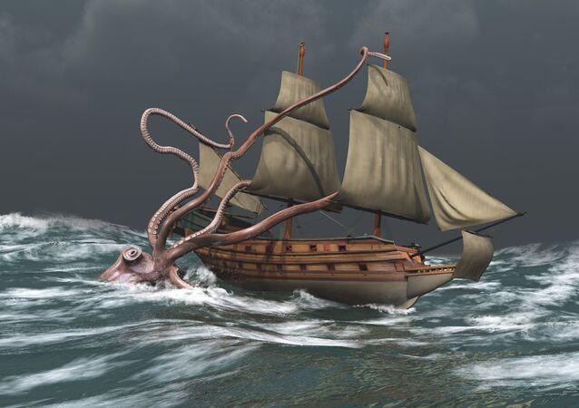 Kraken (imagem referencial)
