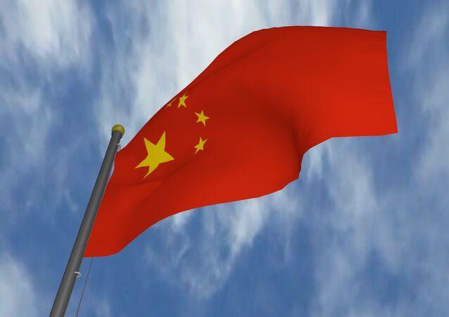 Bandeira da China (imagem referencial)