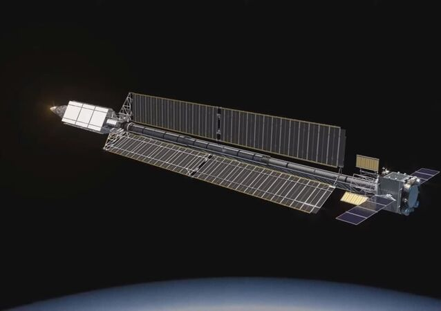 Zeus, o rebocador nuclear espacial russo em construção desde 2010