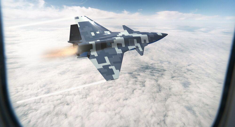 Caça com Sistema Aéreo de Combate não Tripulado da fabricante turca Baykar