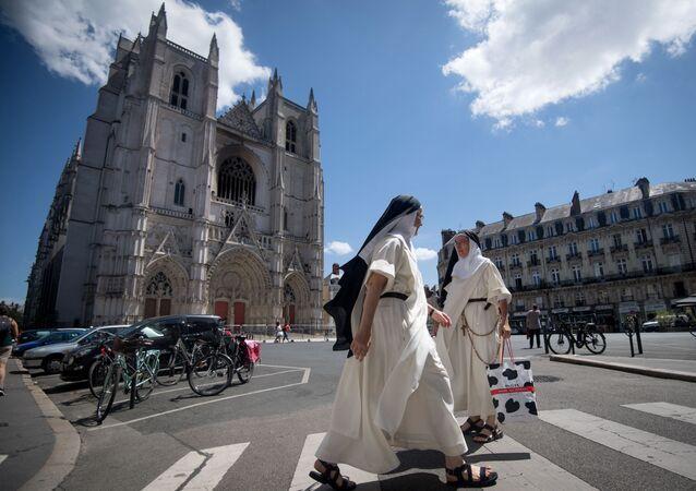 Catedral de Nantes, França