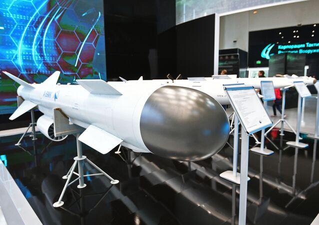 Míssil antibunker X-59MK
