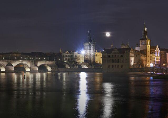 Praga, República Tcheca (imagem referencial)