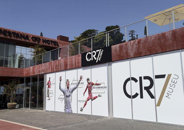 Museu CR7 na ilha da Madeira