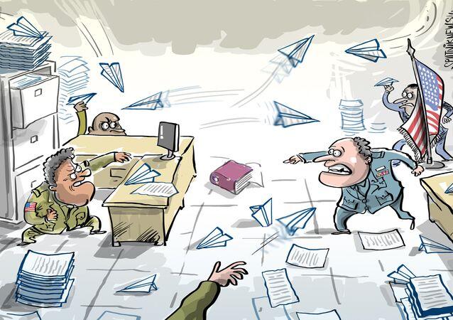 Burocracia e míssil hipersônico