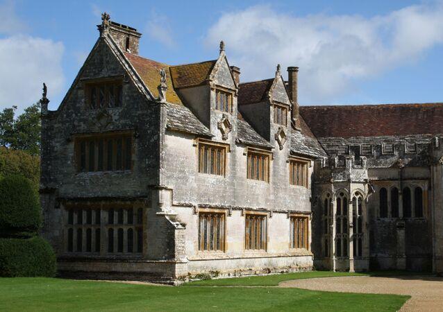 Casa antiga (imagem referencial)
