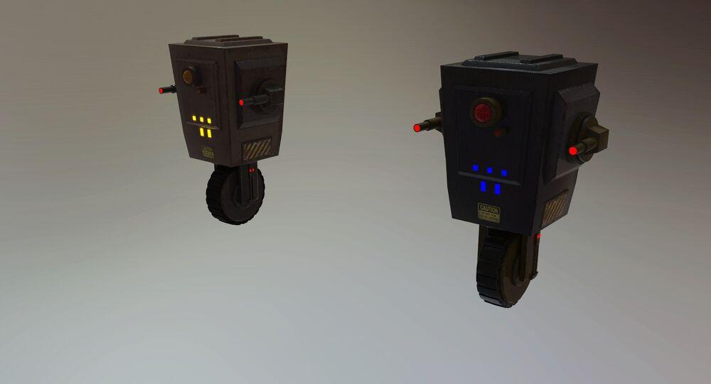 Robôs (imagem referencial)